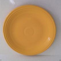 """Vintage Fiesta Yellow Serving Platter Round 14 1/4""""  - $39.59"""