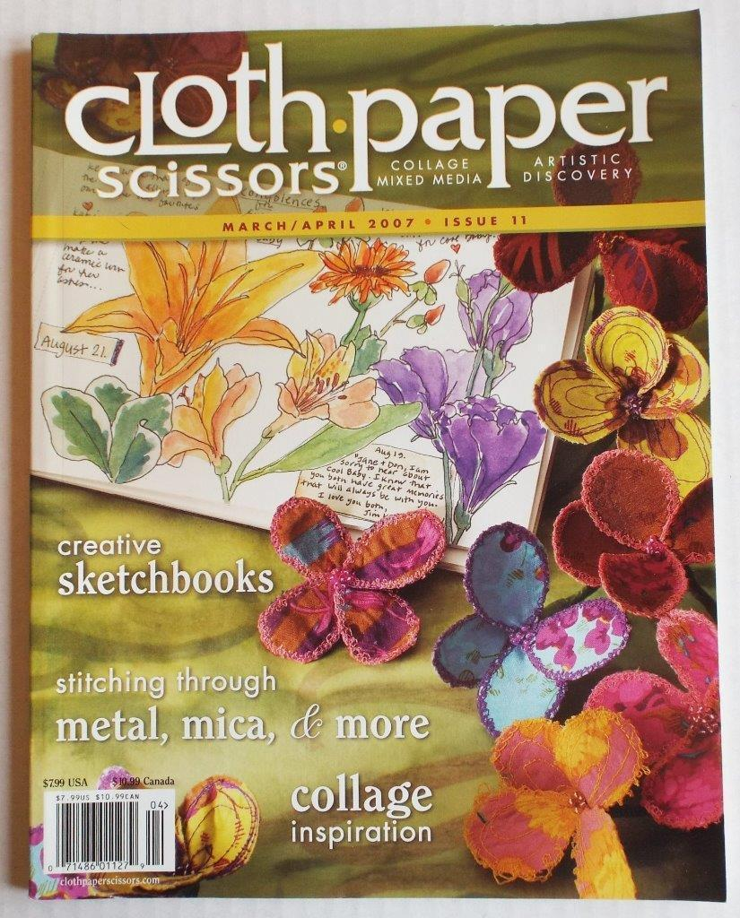 cloth paper scissors magazine Cloth paper scissors address change: you can now change your address for cloth paper scissors magazine directly at the publisher web-site please follow the 'address change' link above for publisher customer service form.