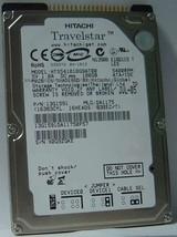 "100GB IDE 2.5"" Drive Hitachi HTS541010G9AT00 Tested Free US Ship Our Dri... - $29.35"