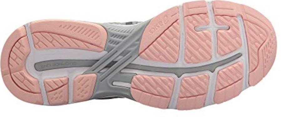 Asics GT 2000 v 6 Size US 6 M (B) EU 37 Women's Running Shoes Grey Pink T855N