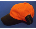 Outdoor cap orange waxed canvas left ball cap thumb155 crop