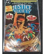 America Vs. The Justice Society (1 of 4) [Comic... - $6.54