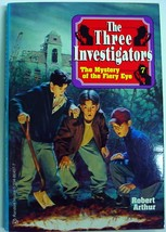 Three Investigators #7 Mystery of the Fiery Eye pb Dodge cover Random House - $7.50