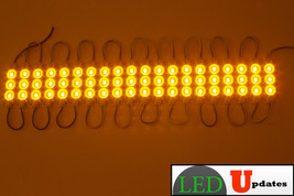 Halloween STORE FRONT LED LIGHT Orange super bright 5630 With UL Power S... - $44.54