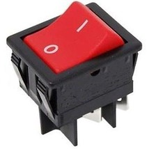 Numatic Henry vacuum cleaner rocker on / off switch early models 220552 - $10.47