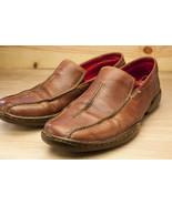 Sandro Moscoloni 9 Brown Loafer Men's Shoe - $58.50