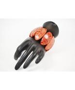 Coral Crush Flexible Bangle - $14.50
