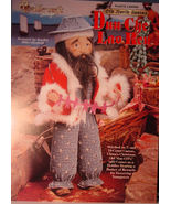 Pattern Plastic Canvas Old World Santa - Dun Che Lao Rett - China - $5.50