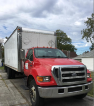 2005 FORD F750 SD For Sale In Cleveland, Ohio 44122 image 1