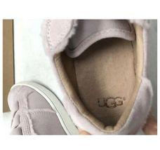 NIB WOMEN'S UGG Women's ALIX Pink SPILL SEAM Sneaker SIZE 5 image 3