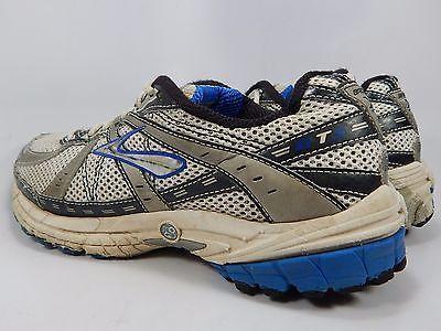 Brooks GTS 10 Men's Running Shoes Size US 9.5 M (D) EU 43 White 1100691D415