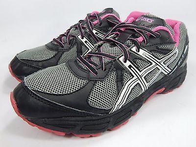 Asics GLS Women's Running Shoes Size US 9.5 M (B) EU 41.5 Gray T28AQ