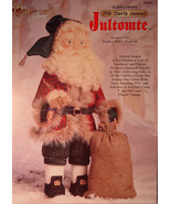Pattern Plastic Canvas Old World Santa - Jultomte - Sweden - $5.50