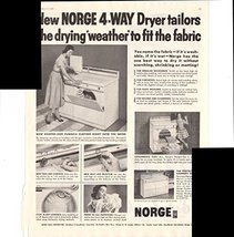 Norge 4-Way Dryer Tailors Drying To Fit The Fab... - $3.22