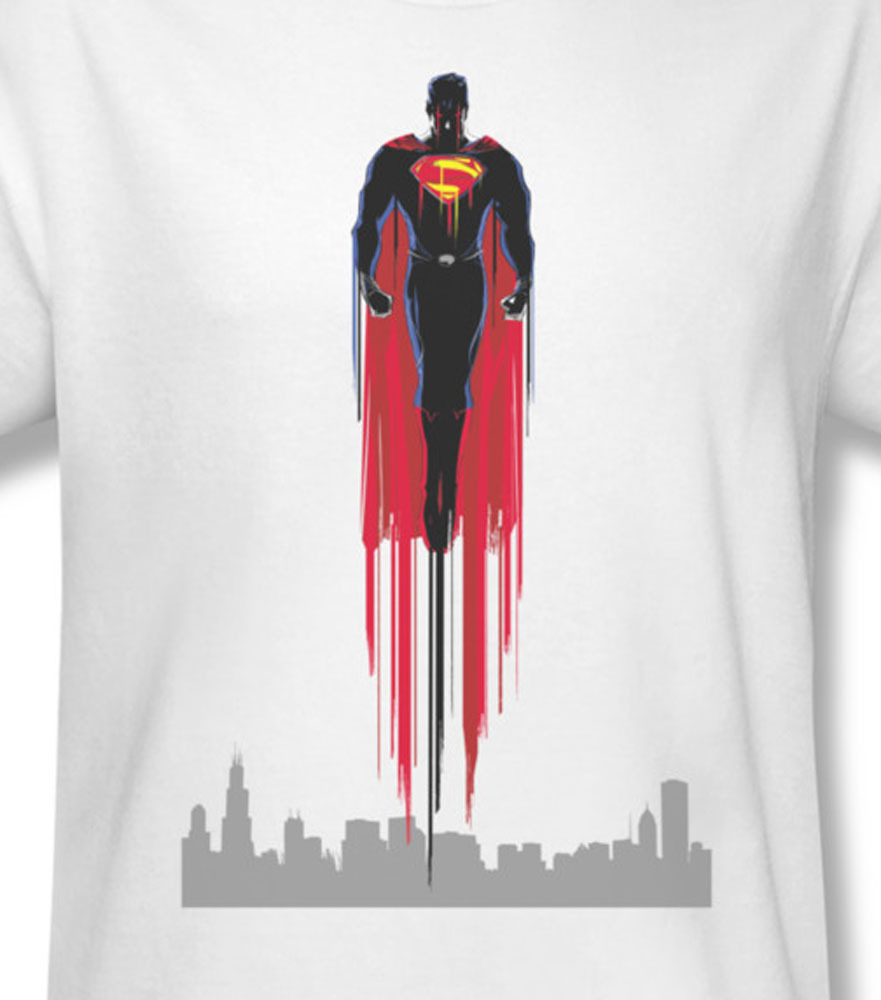 Superman dc comics batman wonder woman hero for sale online graphic white tee sm2080 at