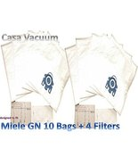 10 Miele GN High Efficiency Synthetic Vacuum Bags by Casa Vacuum Inc [Ki... - $19.59