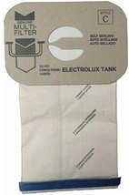 Electrolux Style C Canister Vacuum Cleaner Bags 100 pack in bulk [Kitchen] - $42.04