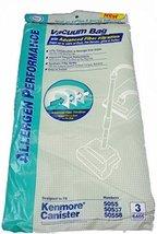 Kenmore C 5055 50558 Q 50557 Panasonic C-5 Vacuum Bags Allergen Performa... - $6.36