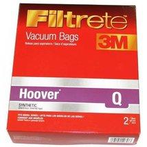 8 HOOVER PLATINUM Q VACUUM BAGS FOR PLATINUM UPRIGHT VACUUMS [Kitchen] - $21.12