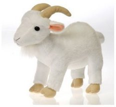 Fiesta Wild Animals Series 9'' Standing Goat - $11.29