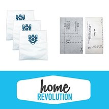 Miele GN Deluxe Allergen Home Revolution Brand Replacement Vacuum Bags a... - $10.91