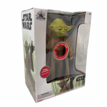 """Star Wars Yoda Talking Action Figure by Disney 10"""" Tall Talks and Moves New - $38.09"""