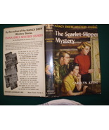 Nancy Drew 32 The Scarlet Slipper Mystery Blue ... - $24.99