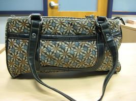 Franco Sarto Print Shoulder Bag - $15.00