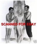 SANDRA DEE LEGGY JAMES DARREN GIDGET PHOTO 7E-191 - $14.84