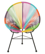 POLIVAZ ACAPULCO LOUNGE CHAIR - MULTICOLOR - $361.99