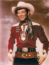 ROY ROGERS GREAT COLOR 8X10 PHOTO  7Z-210 - $14.84