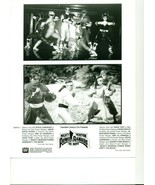 AMY JO JOHNSON AND CAST OF POWER RANGERS ORIGINAL PHOTO 7N-211 - $19.78