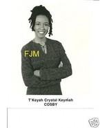T'KEYAH CRYSTAL KEYMAH THE COSBY SHOW ORIGINAL TV PHOTO 8H-577 - $24.74