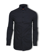 Skyrta FINNUR Starry night shirt - $175.00