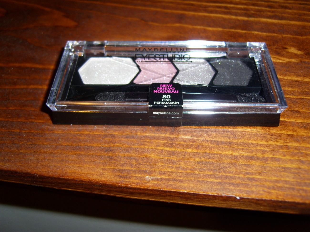Maybelline Eye Studio Pink Persuasion eyeshadow