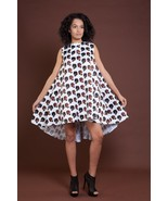 Alicia Mullings Heads Swing Dress - $182.35