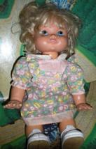 Doll - Wanda Walking Doll By Hasbro (Vintage 1991) - $40.00