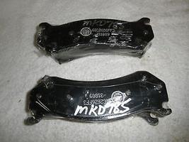 Hi-Per Tech Front Brake Pads MKD785 Chevrolet GMC Picklup Suburban - $27.05