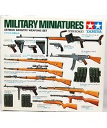 1/35 German Infantry Weapons Set Kit No. MM211 Series No. 111 - $12.75