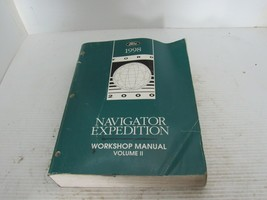 1998 Lincoln Navitgator and Ford Expedition Service Repair Shop Manual - $19.75