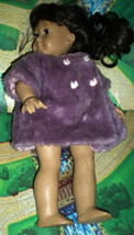 American Girl Doll -  Pleasant Company - Brown Hair and Brown Eyes 18 Inches tal image 2