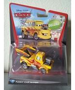 Disney Pixar CARS 2 FUNNY CAR MATER diecast DELUXE toy #12 - $9.00