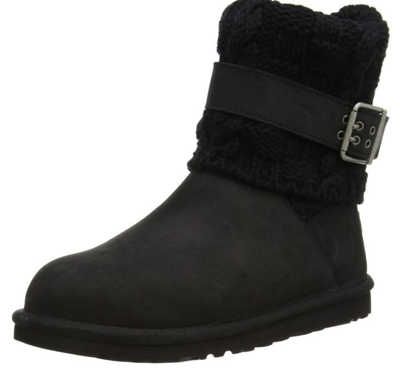 UGG® Cassidee Knit Boots 8M $110 - $110.00