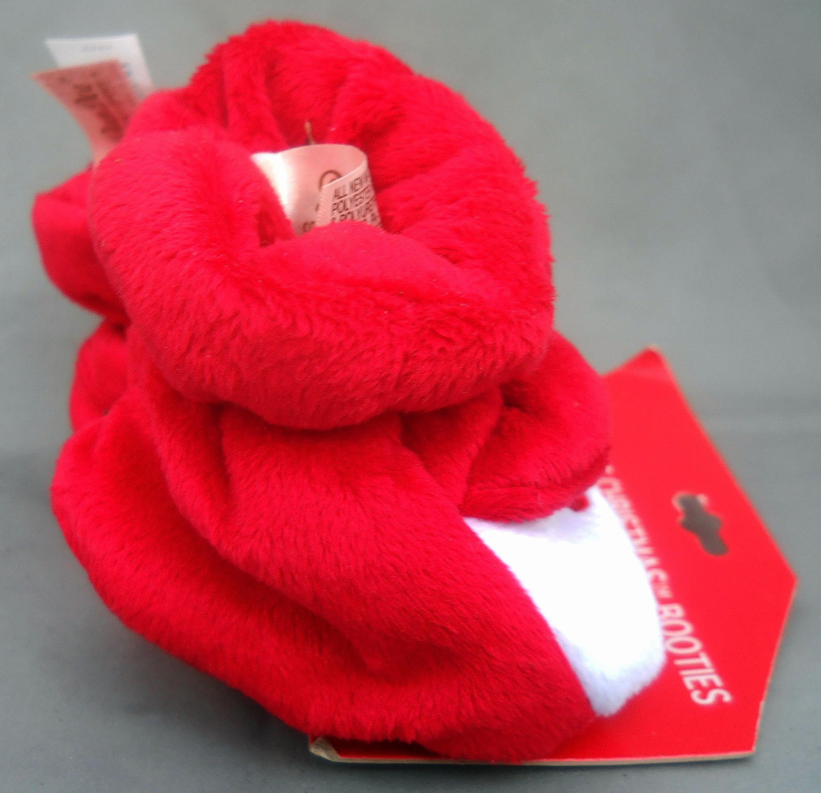 My First Christmas Baby Booties with Santa and 50 similar items 957210b6d18
