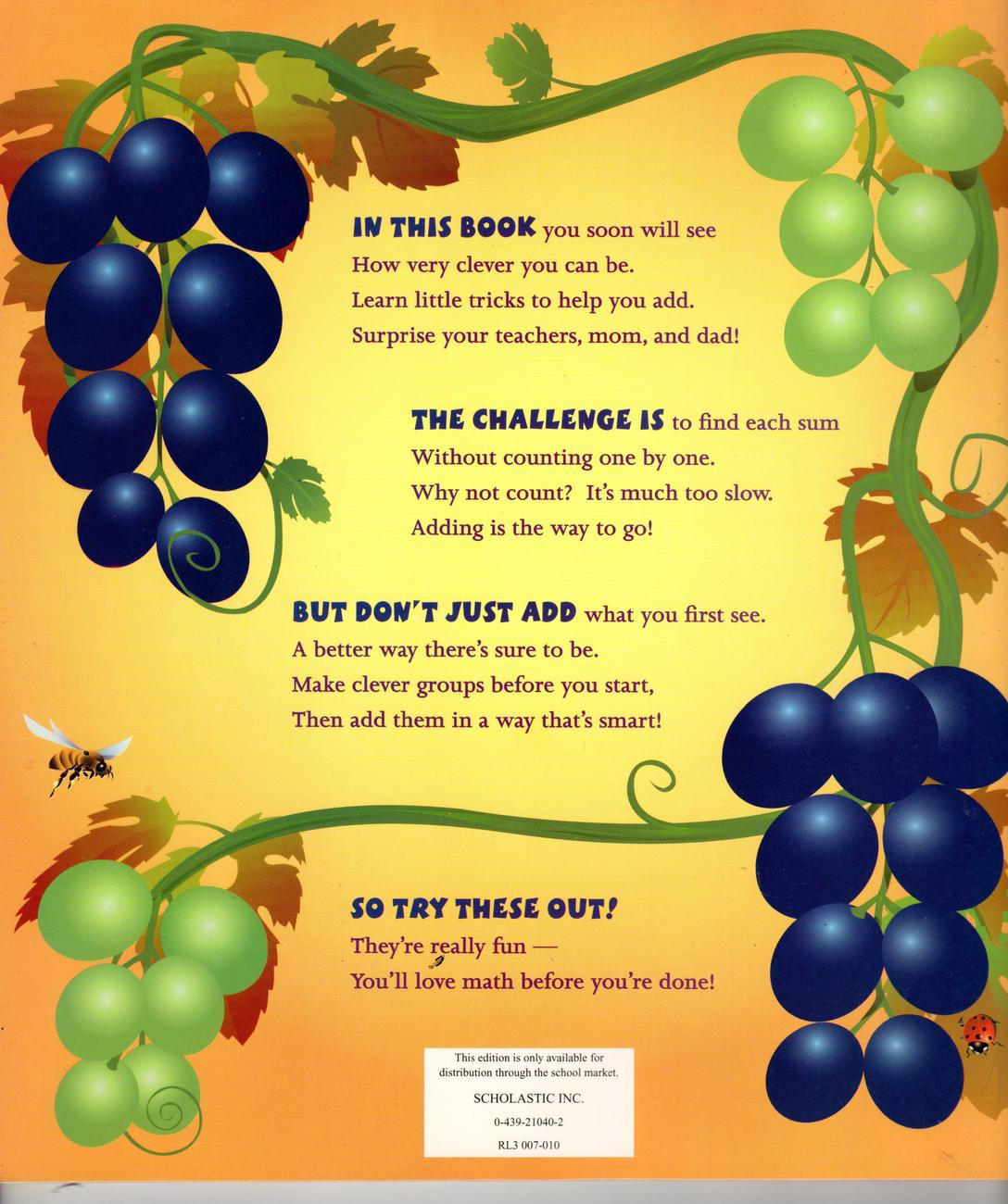 The Grapes Of Math