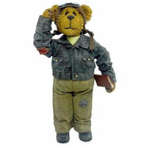 "Boyds Crumpleton ""Airman McBruin"" #73124- 12"" Tall- NIB- 2004- Retired - $49.99"
