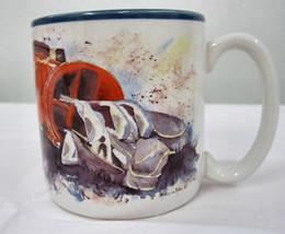 Golf Anyone Potpourri Press Fathers Day Coffee Tea Cocoa Cup Mug Container - $19.95