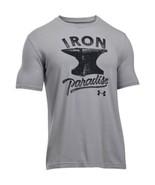 Under Armour UA Project Rock Mens Iron Paradise Training T-Shirt 1326388... - $24.98
