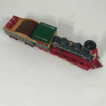 Starbucks Express Train Engine 2003 Coffee Bean Toy Holiday Collectible - $25.86