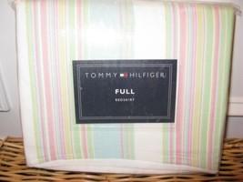 Tommy Hilfiger CAMDEN Stripe Full Bedskirt - $40.80